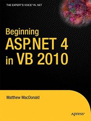 Beginning ASP.NET 4 in VB 2010 (Expert's Voice in .NET)