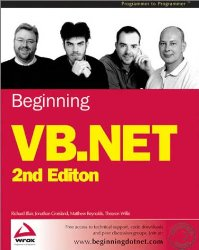 Beginning VB.NET, Second Edition