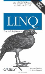 LINQ Pocket Reference (Pocket Reference (O'Reilly))