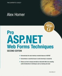 Pro ASP.NET Web Forms Techniques, Second Edition