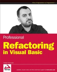Professional Refactoring in Visual Basic (Wrox Professional Guides)