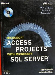 Microsoft Access Projects With Ms. SQL Server
