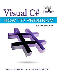 Visual C# How to Program (6th Edition)