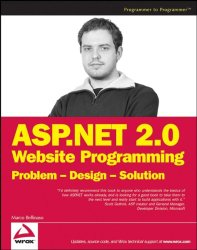 ASP.NET 2.0 Website Programming: Problem – Design – Solution