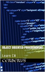 Object oriented programming: Learn C#