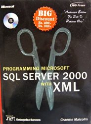 Prog. Microsoft SQL Server 2000 (with XML)