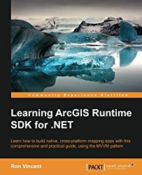 Learning ArcGIS Runtime SDK for .NET