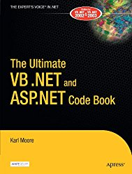 The Ultimate VB .NET and ASP.NET Code Book