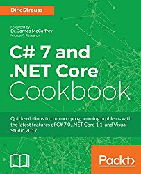 C# 7 and .NET Core Cookbook – Second Edition