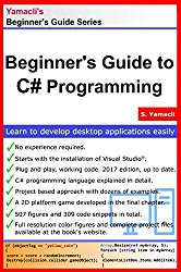 Beginner's Guide to C# Programming: A Practical Approach in Visual Studio
