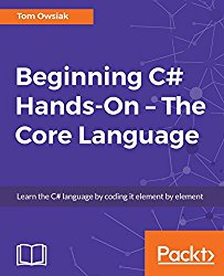 Beginning C# Hands On The Core Language