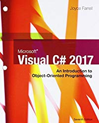 Microsoft Visual C#: An Introduction to Object-Oriented Programming, Loose-leaf Version
