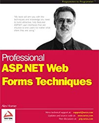 Professional ASP.NET Web Forms Techniques
