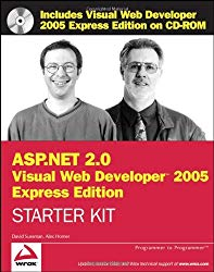 Wrox's ASP.NET 2.0 Visual Web Developer 2005 Express Edition Starter Kit (Programmer to Programmer)