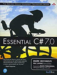 Essential C# 7.0 (6th Edition) (Addison-Wesley Microsoft Technology Series)